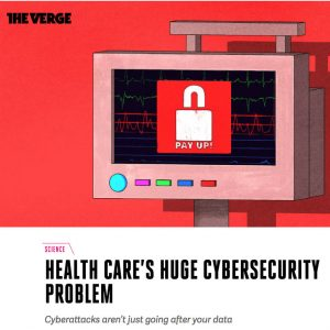 Cybersecurity Risks in the Healthcare Sector